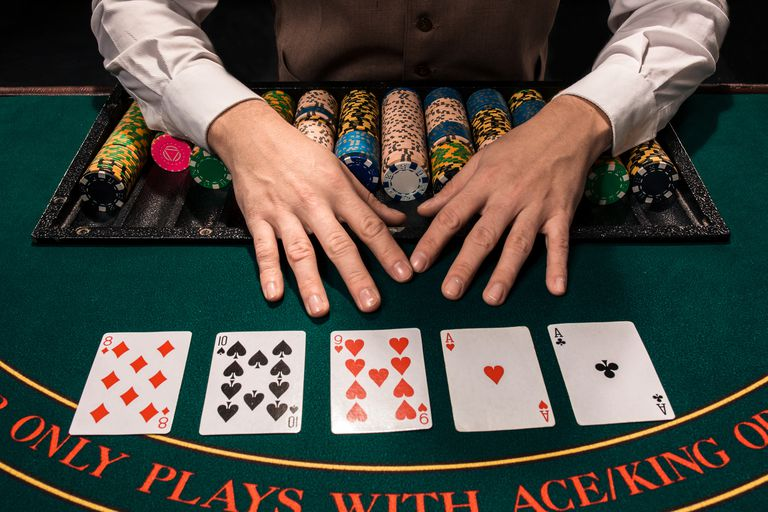Rules of the Game of Poker - Curtis Kent Gambling